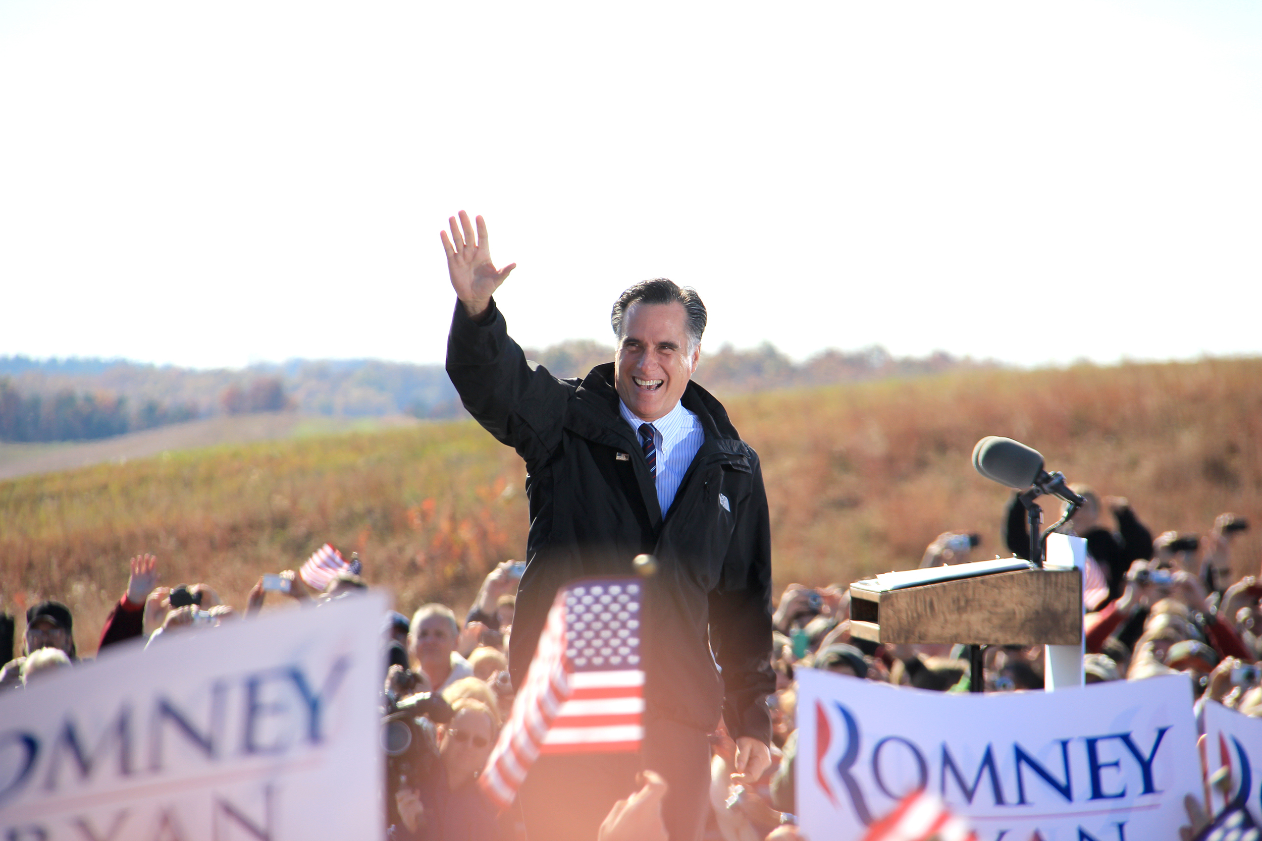 Using EffectCheck® to Better Understand the Lexical Effects of Mitt Romney's Biography