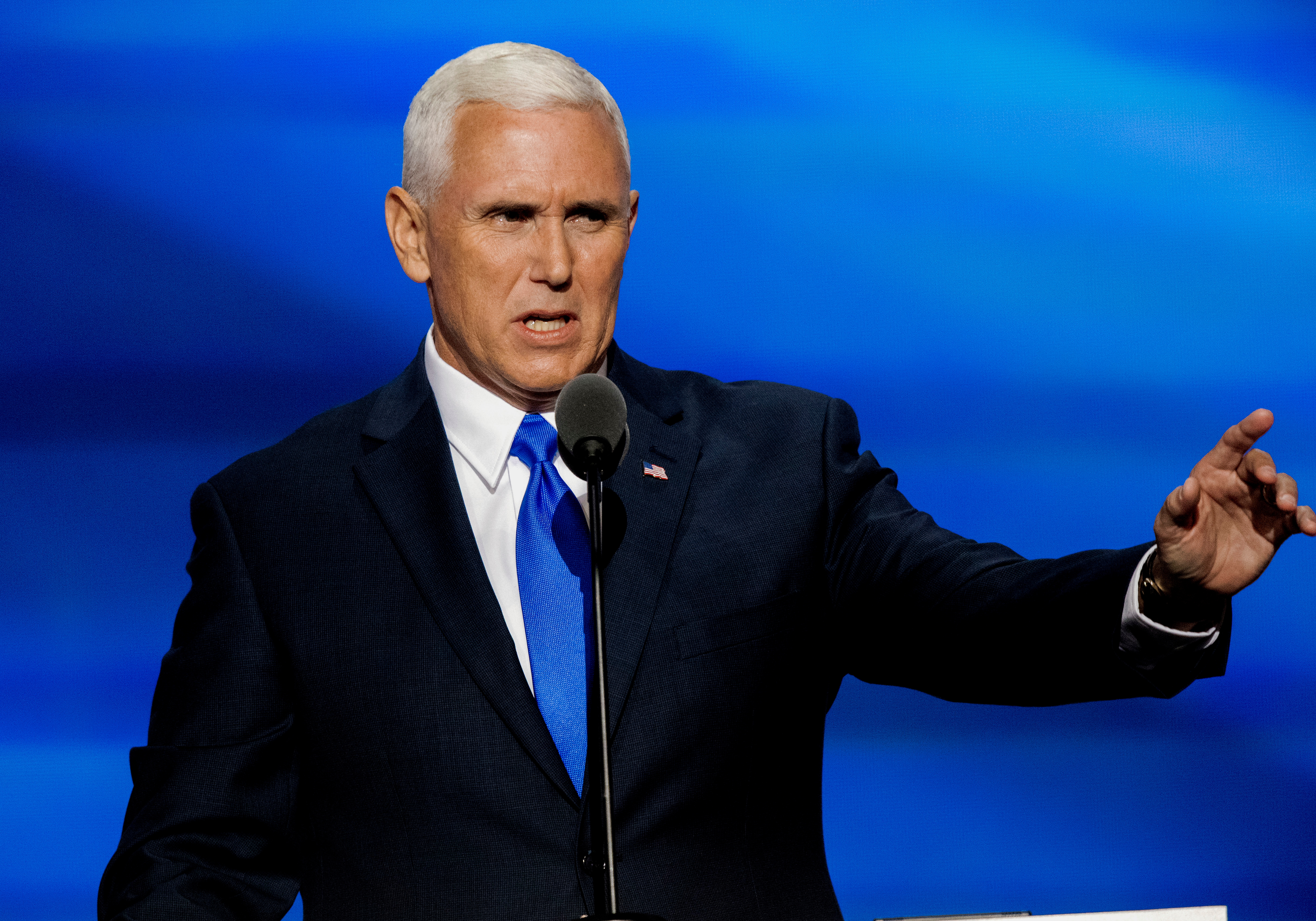 Mike Pence's Address at the 2016 Republican National Convention